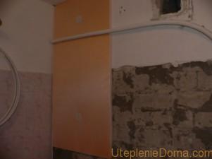 Утепление стен пеноплексом технология своими руками фото 190