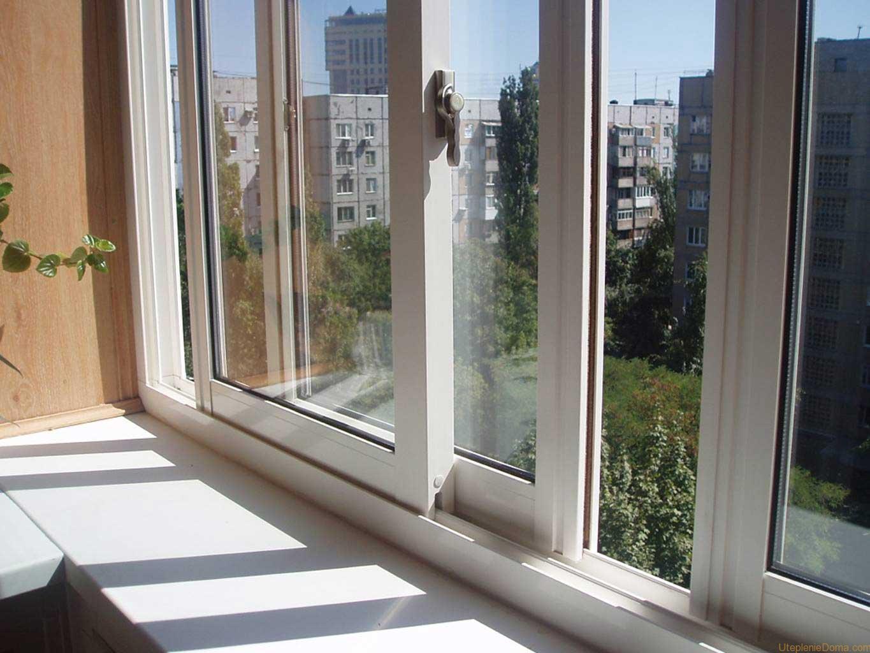 Алюминиевые рамы для балкона своими руками