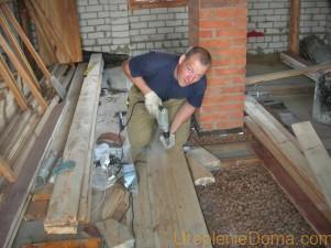 Как утеплить потолок бани керамзитом