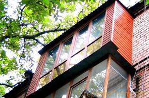 Наружное утепление балконов и лоджии