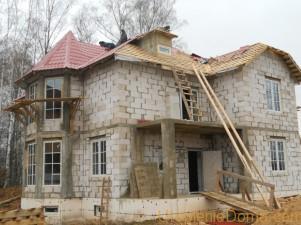 Утепляем дом из пеноблоков снаружи
