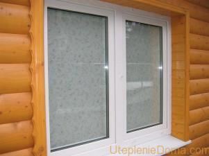утеплить окна в дачном домике