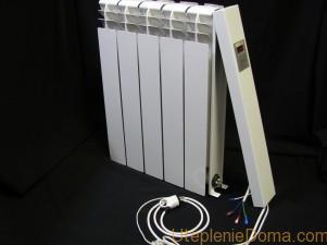 Радиаторы отопления электрические
