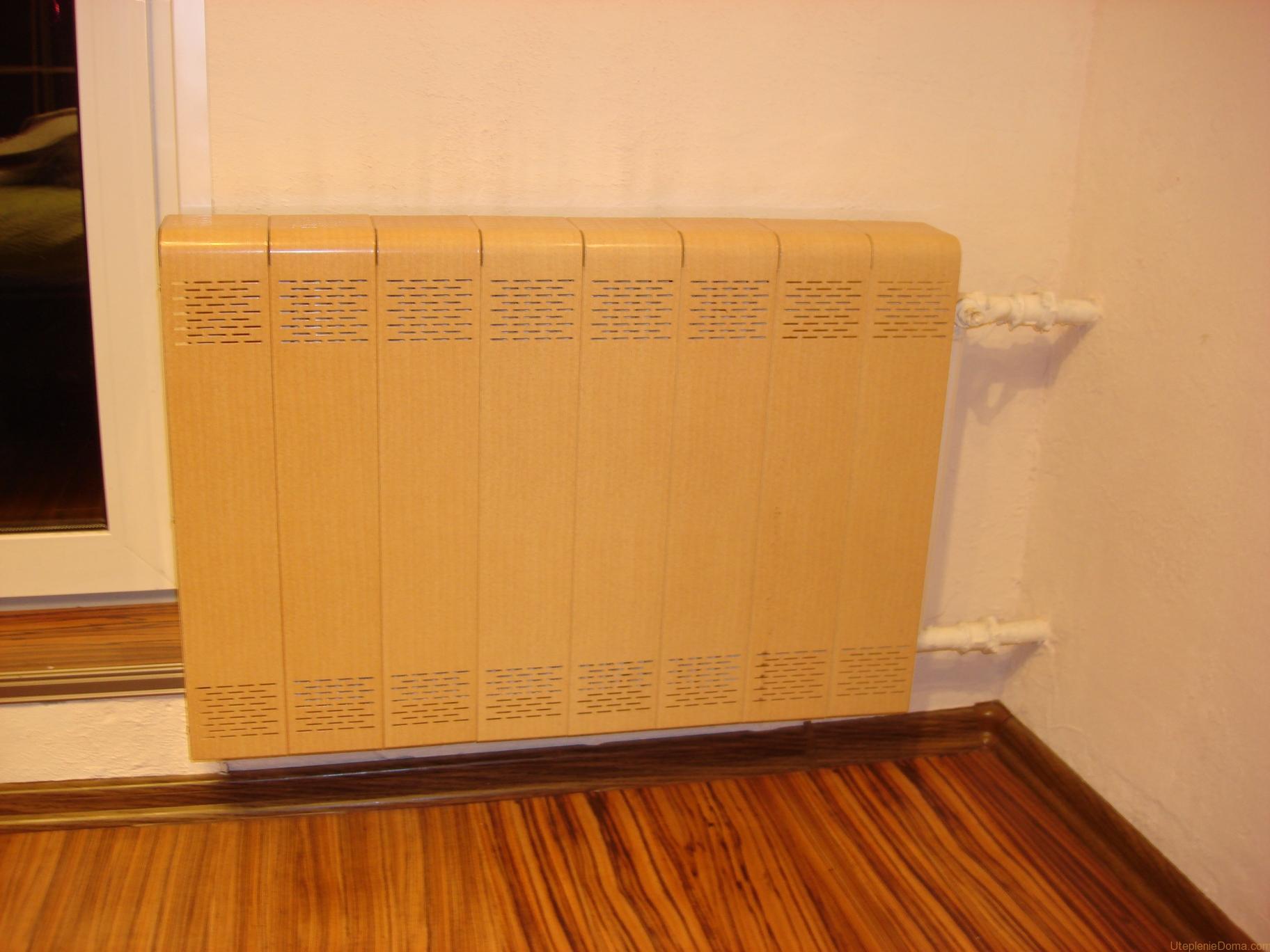 Защитный экран для батарей отопления