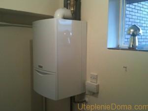 EcoTEC конденсационные газовые котлы отопления