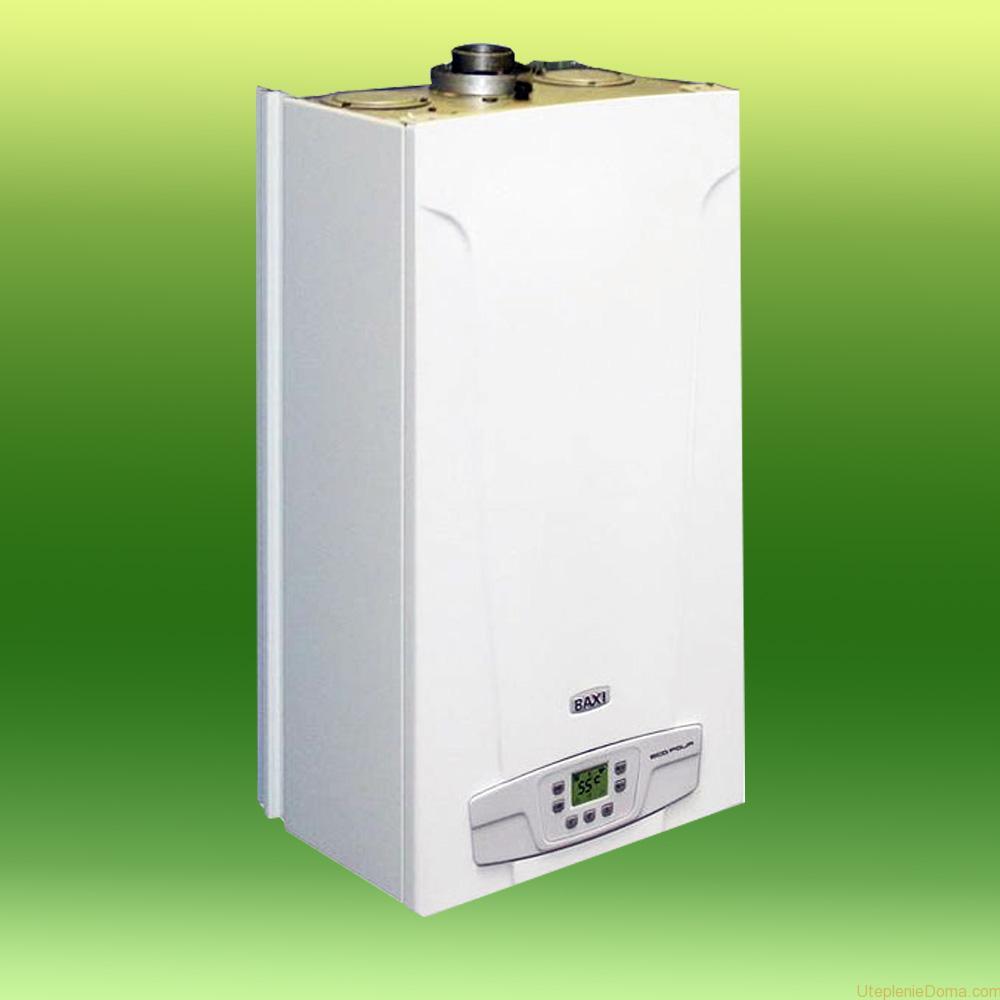 Газовые котлы отопления baxi