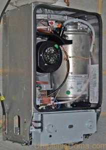 Котлы отопления газовые универсальные