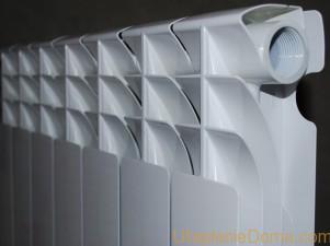 Преимущество биметаллических радиаторов отопления