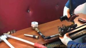 Радиаторы отопления из труб своими руками