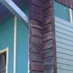 Технология утепления деревянного дома