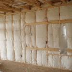 Термоизоляция изнутри деревянного дома