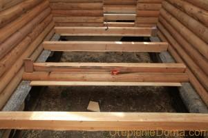 Утепления деревянной бани