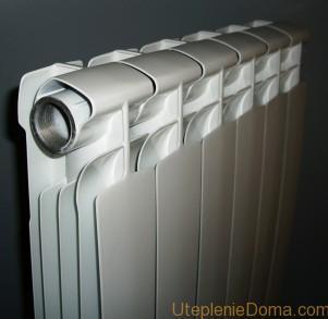 Алюминиевые нагревательные элементы