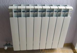 Чугунные радиаторы отопления Нова