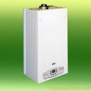 Газовый котеl baxi eco four 24