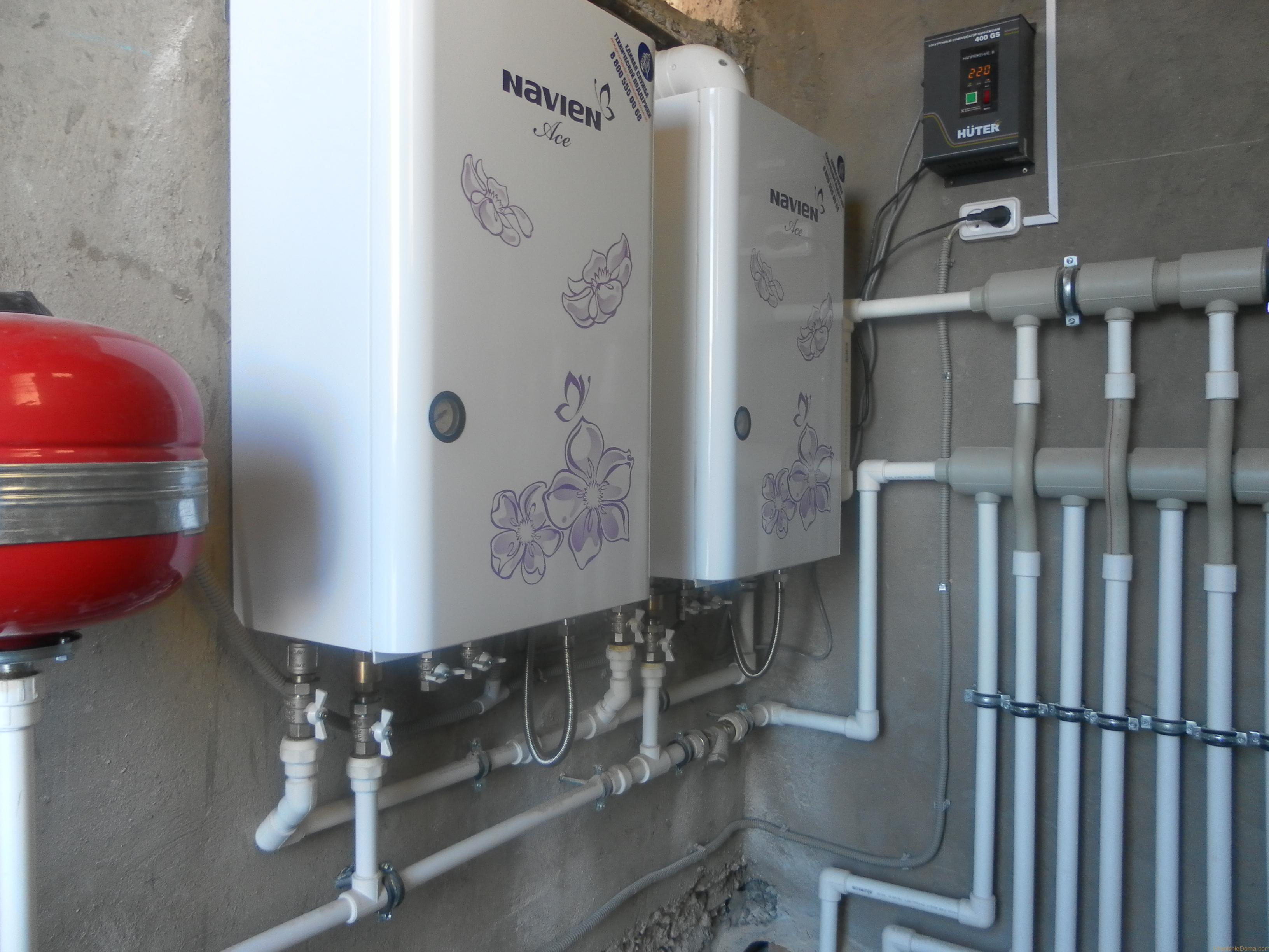 navirn How to perform annual maintenance on your navien instantaneous water heater.