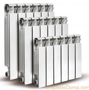 Биметаллические радиаторы отопления Global Style Ehtra 350