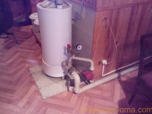 Насос водяной для отопления