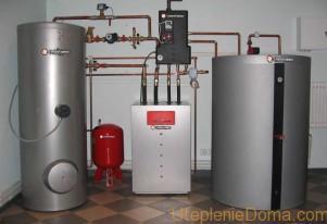 Настенные и напольные агрегаты