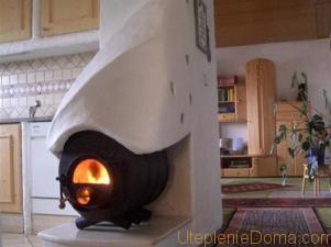 Чем выгодно отапливать дом - печное отопление