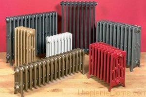Расчет батарей отопления частного дома