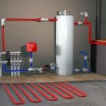 паровая система отопления