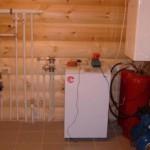 отопление дома газовыми баллонами, отзывы