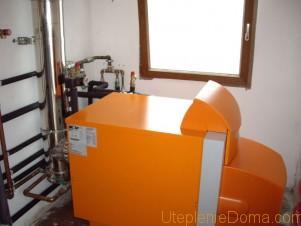 Отопление частного дома соляркой