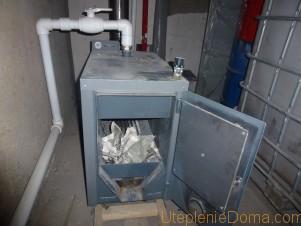 Дешевое отопление гаража своими руками