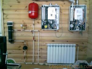 Электрическая система отопления для дачи