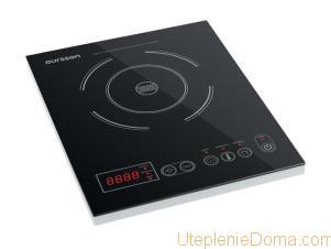 Отопление с помощью индукционной плиты