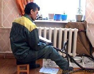 Вентили для радиаторов отопления