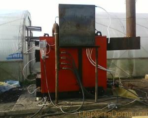Системы отопления теплиц