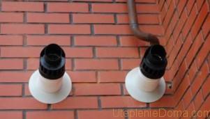 Конденсат в дымоходе газового котла