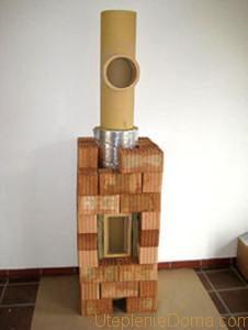 Дымоходы для котла отопления