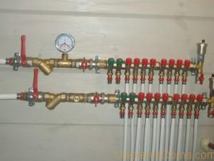 Фильтры для системы отопления