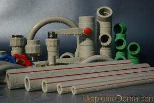 замена труб отопления на полипропилен