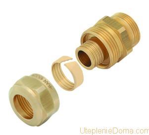 диаметр пластиковых труб для отопления