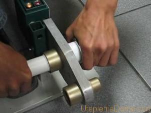 как правильно паять полипропиленовые трубы для отопления