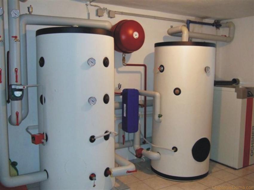 гидроаккумулятор отопления
