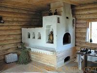 отопление деревенского дома