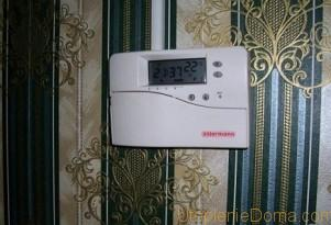 терморегулятор для электрокотла отопления