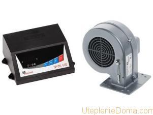 термостат для твердотопливного котла отопления