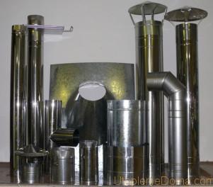 трубы для котлов отопления на твердом топливе