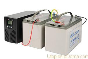 ИБП для твердотопливных котлов отопления