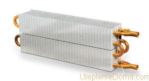 старые радиаторы отопления пластинчатые