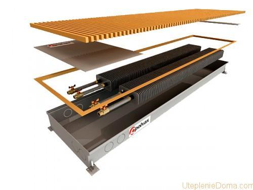 пластинчатые радиаторы отопления старого образца