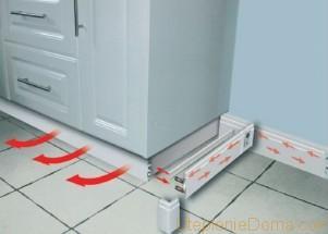 плинтусные системы отопления
