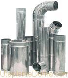 труба для твердотопливного котла отопления