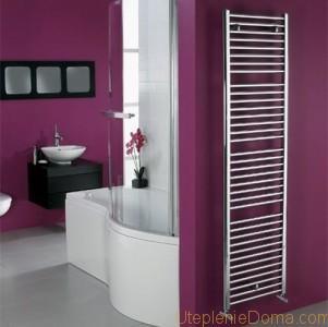 как отключить полотенцесушитель в ванной